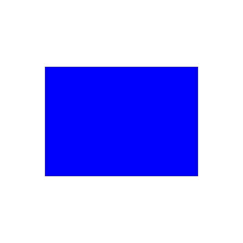 Gelatina blu medio