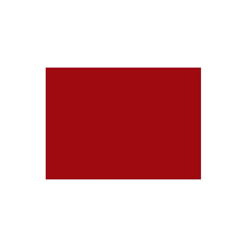 Mondo Presepi Gelatina rosso primario cm 25x30