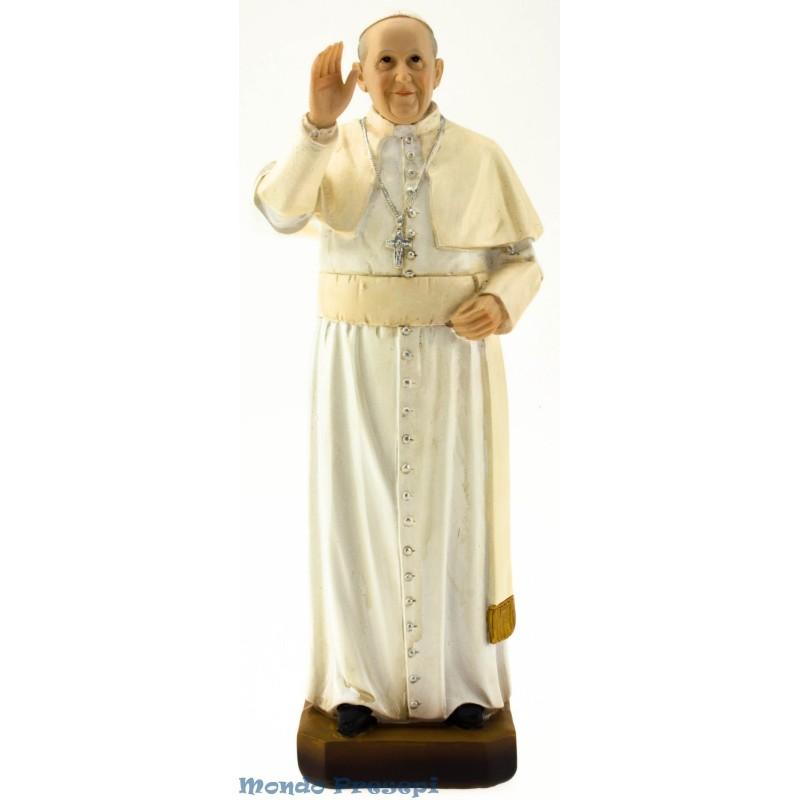 Mondo Presepi Papa Francesco cm 20