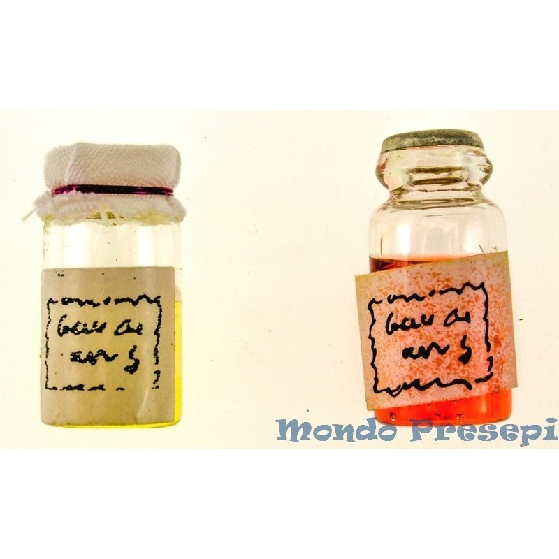 Set of 2 jam jars