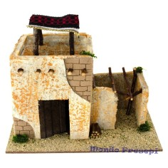 Casa Araba cm 22x13 - modello 10