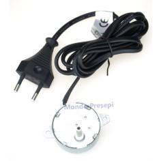 Motoriduttore piccolo 20 giri 220V. 2W Cod. 880PC/20