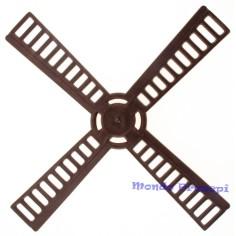 Blades of a windmill 18 cm