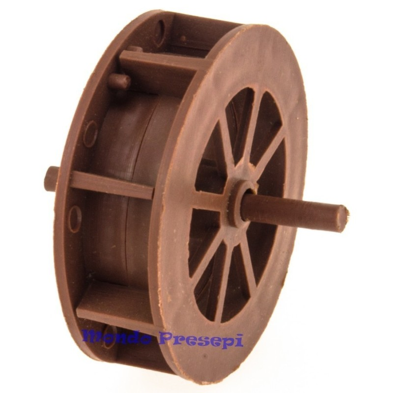 Wheel for the water mill cm 5