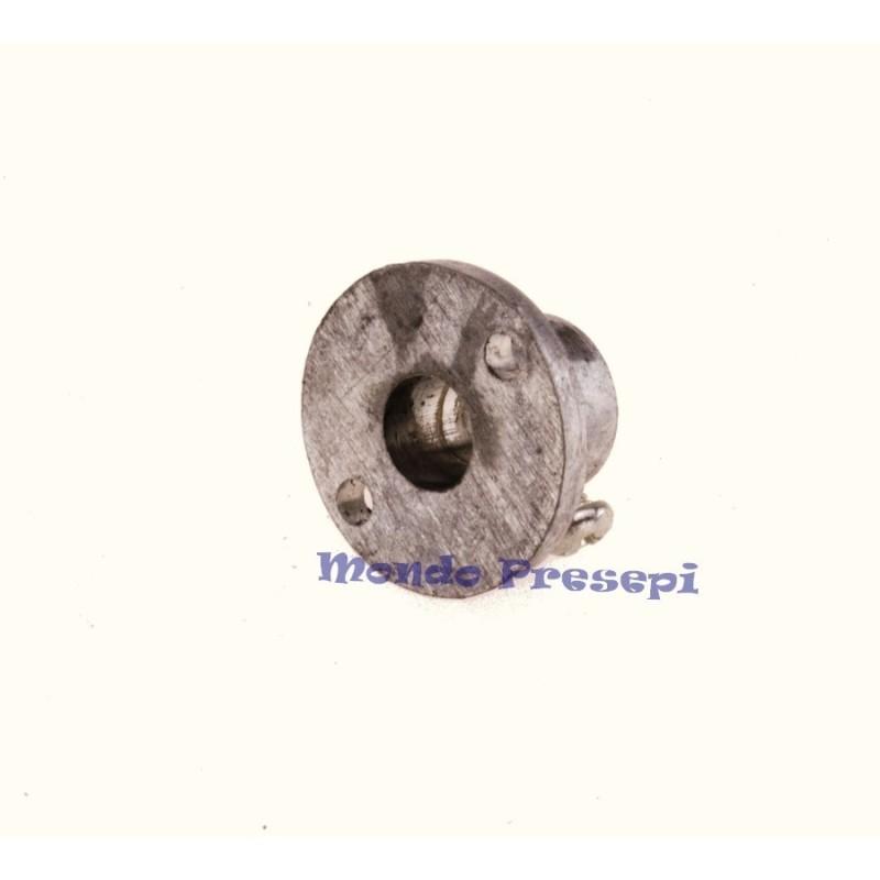 Puleggia Ø cm 2 in metallo per motoriduttori 4w
