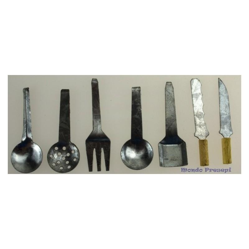 Attrezzi da cucina in metallo - Attrezzi per cucina ...