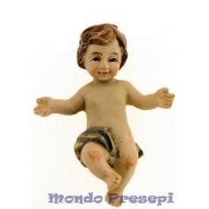 Castagnaro con bambino cm 10