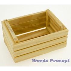 Cassetta in legno cm 3,5x2,5