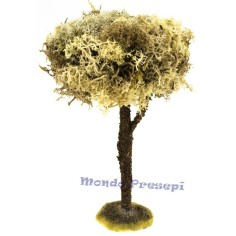 Mondo Presepi Albero con chioma cm 18,5 h.