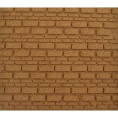 Panel cork bricks, mixed cm25x25