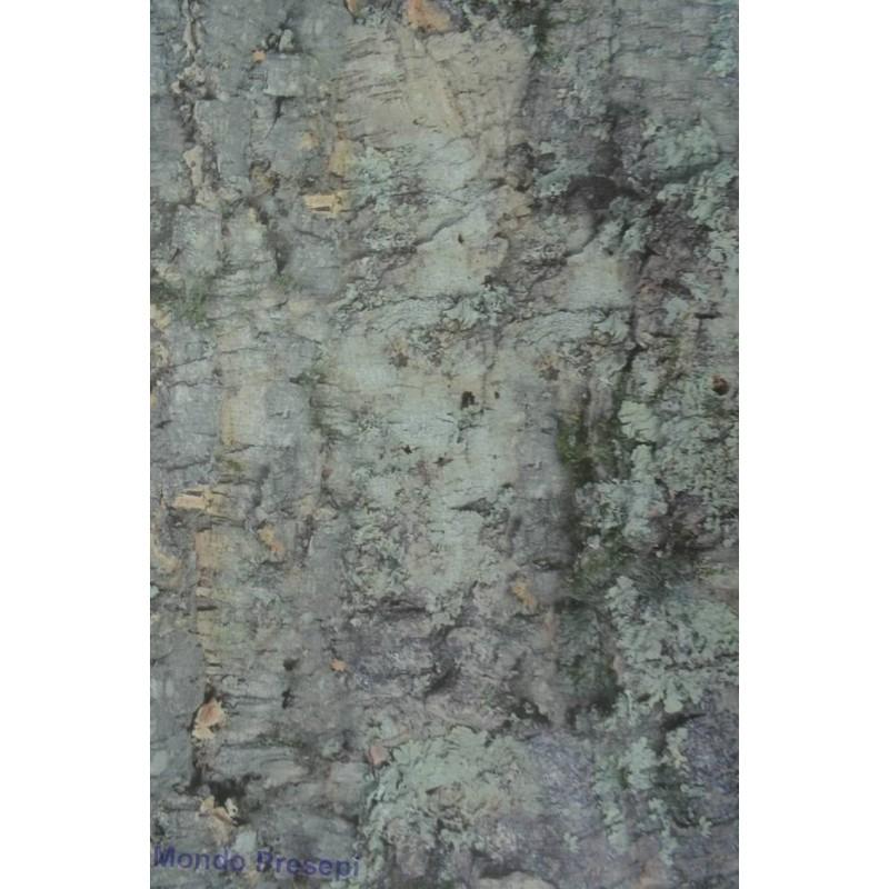 Mondo Presepi Carta sughero stampato cm 100x65