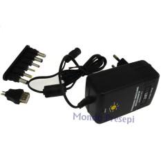 Multivoltage stabilized switching power supply 3-12V 1500mA