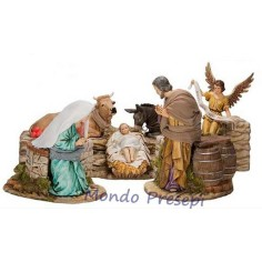 Nativity cm 13 Landi in movement