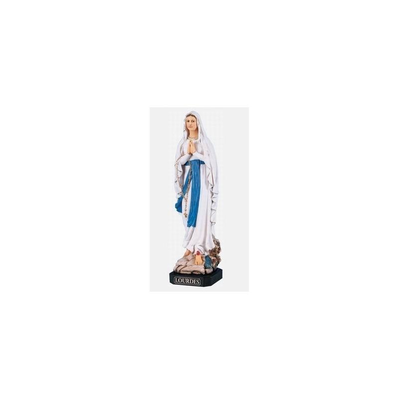 Madonna of Lourdes 40 cm - Cod. SCML40