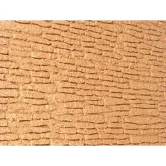 Panel cork cm 100x50 brick, irregular