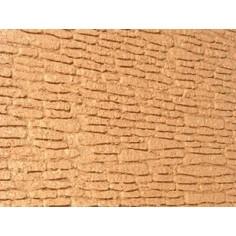 Mondo Presepi Pannello sughero cm 100x50 a mattoni irregolari