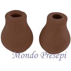 Set of 3 amphorae cm 2