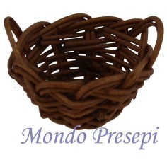 Wicker basket 2.5 cm