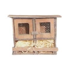 Gabbia in legno - Cod. AA66