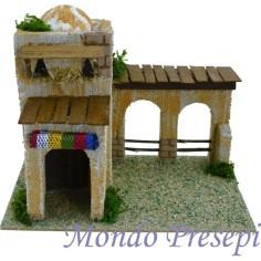 Casa Araba cm 17x11 modello 8
