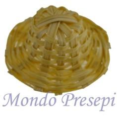 Mondo Presepi Cappello in paglia Ø cm 2,5
