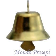 Campana in metallo disponibile nelle misure: Mondo Presepi