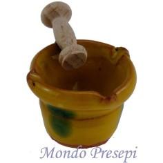 Mortar for pesto, ø 2.5 cm