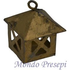 Lantern in metal cm 1,5x1,5x2,5