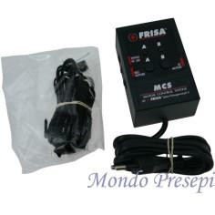 Motor control system MCS