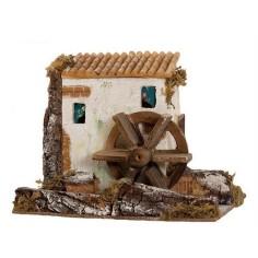 Casa con mulino