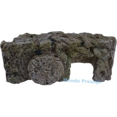 Resin sepulcher 25x9x11 cm for Easter statues