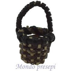 Basket dark 1.5 cm