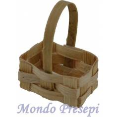 Basket Ø 5 cm with handle