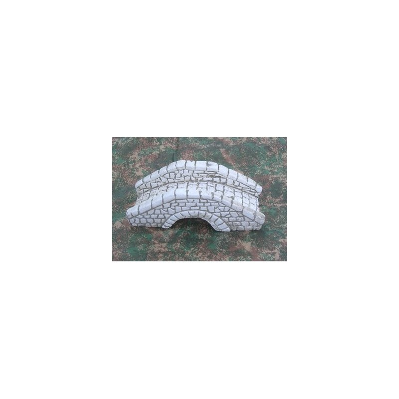 Ponte in pietra cm 16x7 - Cod. PK01