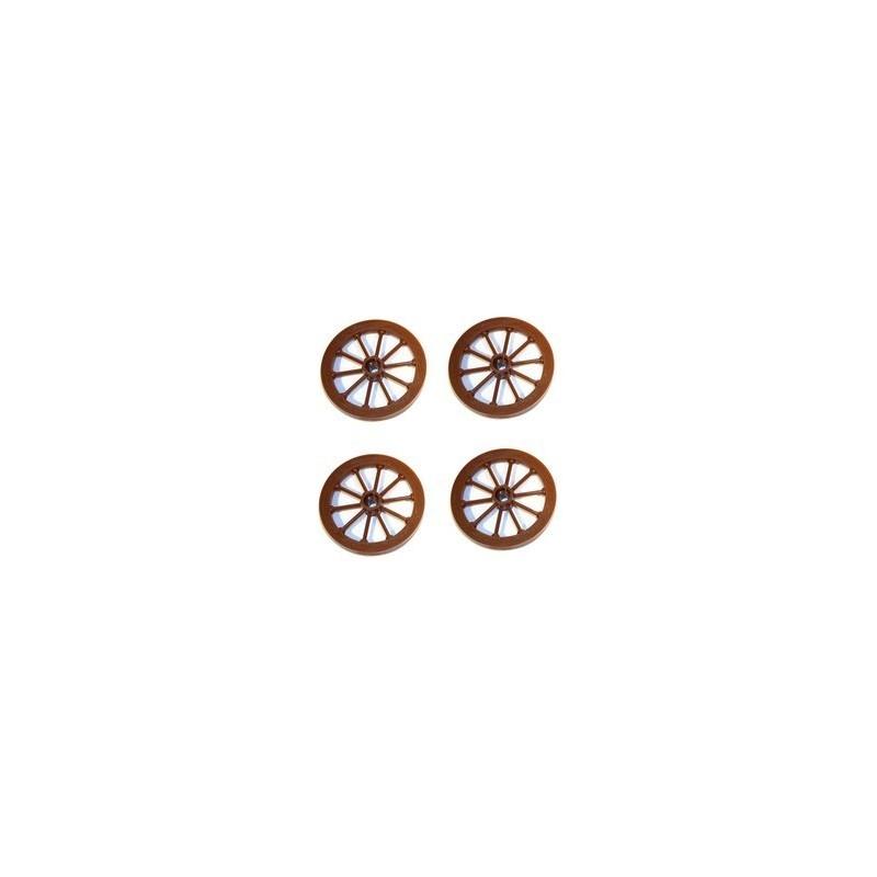 4 wheels bag ø 4.5 cm