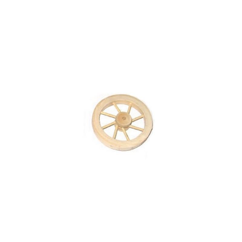 Wooden wheel ø 4 cm