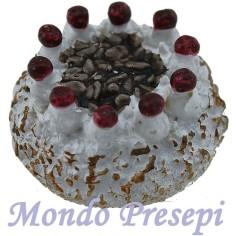 Chocolate cake, Ø 2.5 cm