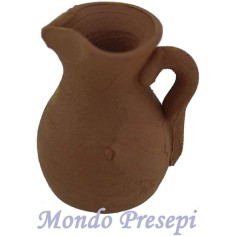 Amphora with handles ø cm 4