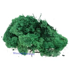 Lichen forest green 50 grams