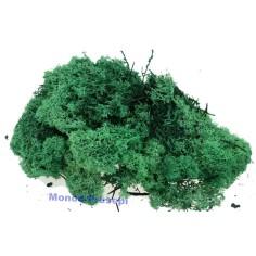 Mondo Presepi Lichene verde bosco 500 gr