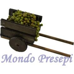 Carro con olive