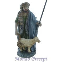 Mondo Presepi Cm 15 Pastore con pecora