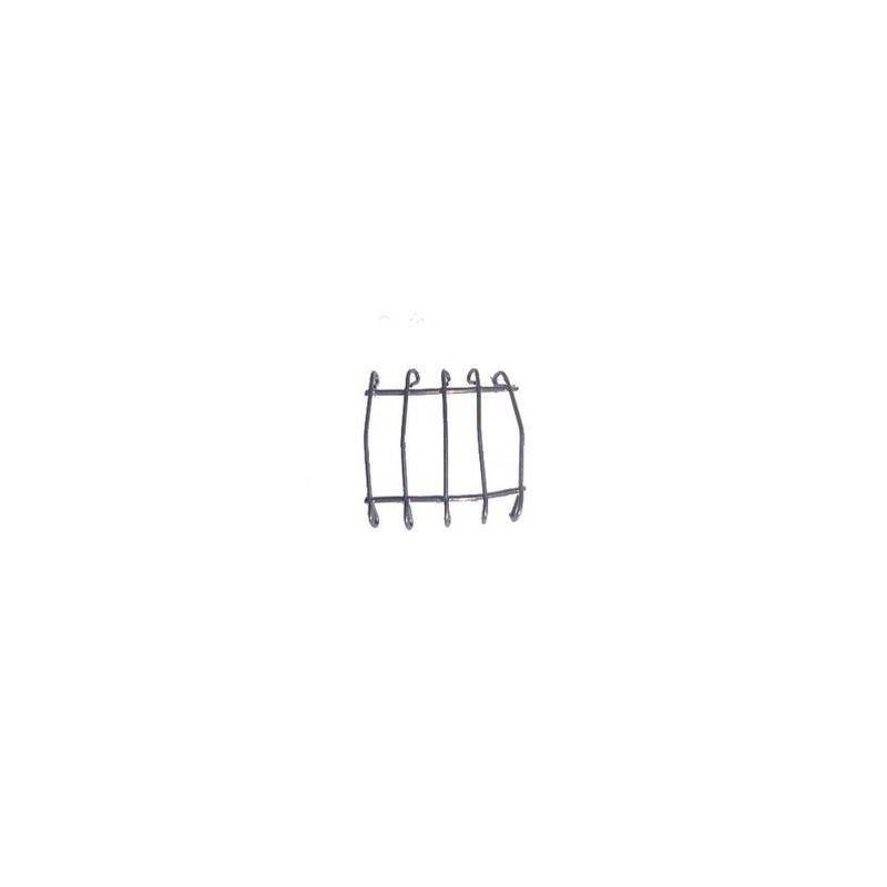 Mondo Presepi Gratta in metallo cm 6x5,5 - ff6