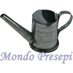 Mondo Presepi Annaffiatoio in metallo cm 1,5
