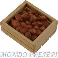 Mondo Presepi Cassetta lux patate cm 3x2,8