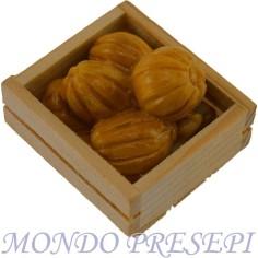 Mondo Presepi Cassetta lux meloni cm 3x2,8