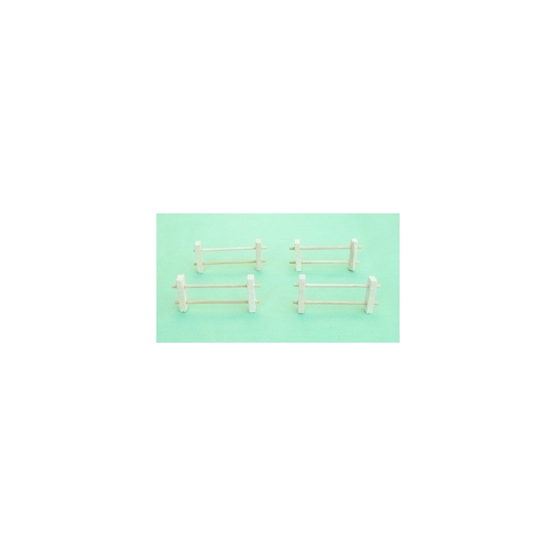Set 4 steccati in legno - Cod. ME75 Mondo Presepi