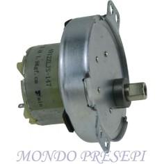 The gear motor 15 rpm, 12 Volt