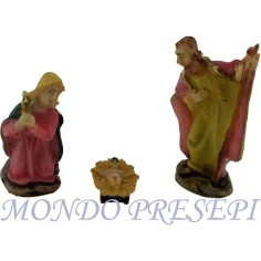 cm 4 Nativity set 5 subjects