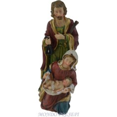 Cm 10 Nativity resin 5 subjects -TN10T